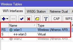 Автоматическое создание виртуальной AP